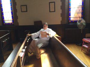 Fr Richard