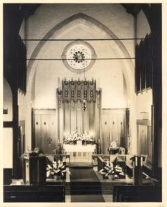 Holy Trinity 1940 Chancel_web
