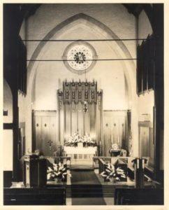 Holy Trinity 1940 Chancel_web